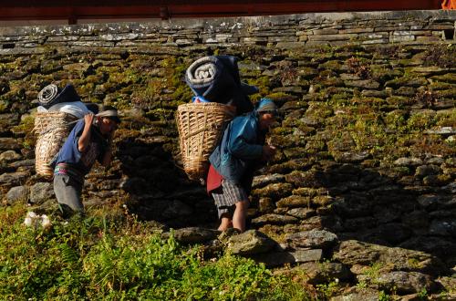 徜徉在崇山峻岭中《重返尼泊尔之十》 - Y哥。尘缘 - 心的漂泊-Y哥37国行