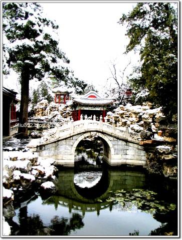 [原创摄影]    北京也曾遭遇特大冰雪的袭击   之三 - 刘君 - 刘君 原创摄影之窗