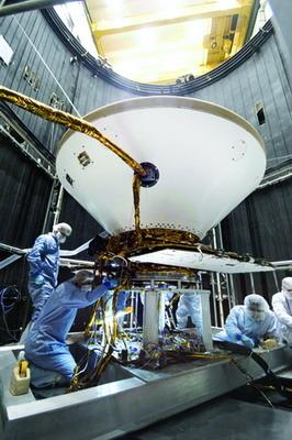 凤凰号使命:寻找火星生命 - 外滩画报 - 外滩画报 的博客