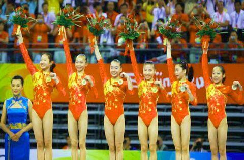 七绝·贺体操团体冠军(原创2) - 黄山松 - 黄山松的博客——