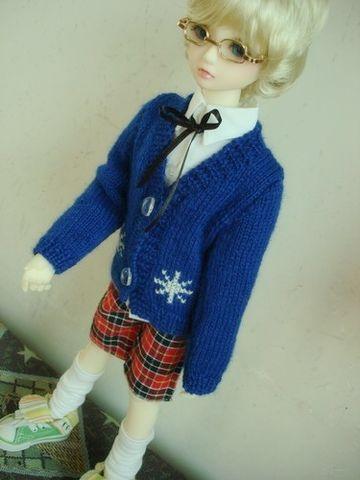 仔子的毛衣~更新 - 白玉狐 - 草莓样的味道