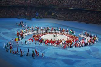奥运闭幕式(四)
