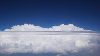 青海之旅A -- 白云朵朵篇,20081116