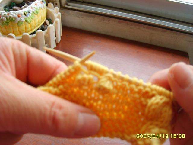 金鱼毛衣的织法(2种编织方法符图解) - 小水滴 - keren7780的博客