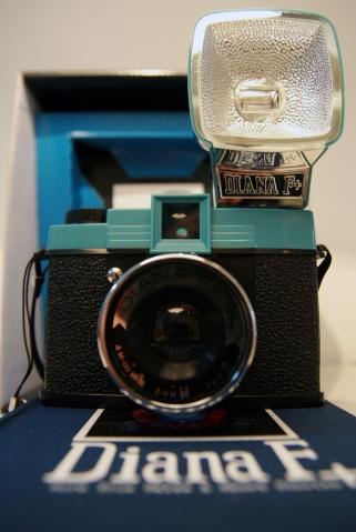 lomo相机之Diana F