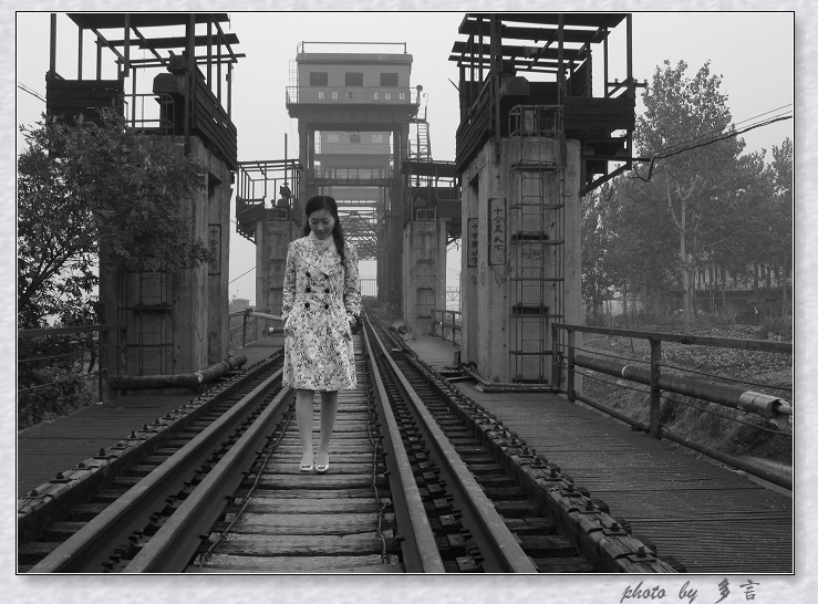 [原]铁道上的MM(4P) - 多言 - 我色我乐 我言我心