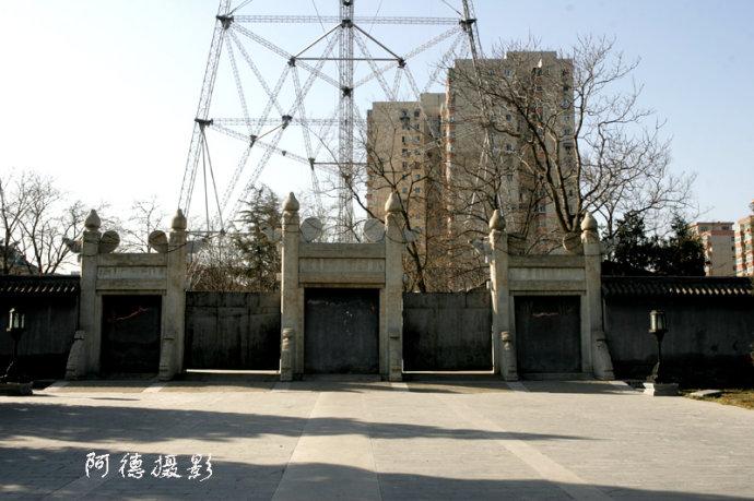 CCTV占领下全国重点文物保护单位月坛 - 阿德 - 图说北京(阿德摄影)BLOG