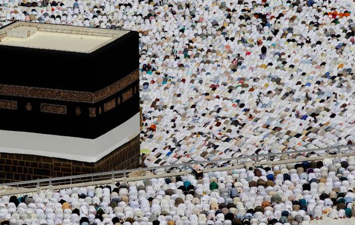 壮观!数百万穆斯林麦加朝觐现场盛况(组图) - 刻薄嘴 - 刻薄嘴的网易博客:看世界