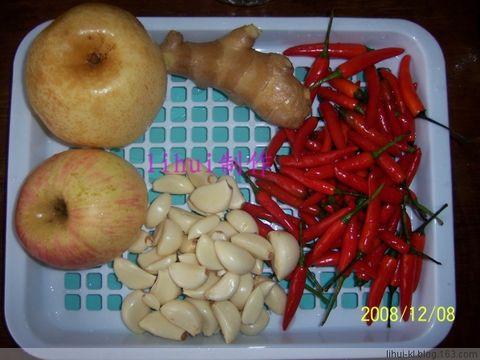 我自己制作辣白菜的过程 - lihui-kl - 我情趣的小站
