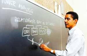 奥巴马:从小混混到总统【组图】 - 蝴蝶 - 一日一生