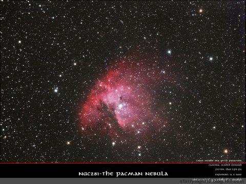 NGC281 - starrynight12 - 星空影像坊