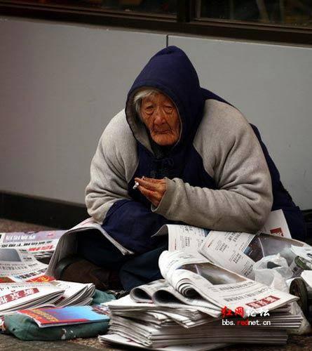 网友评出感动中国十大小人物(组图)