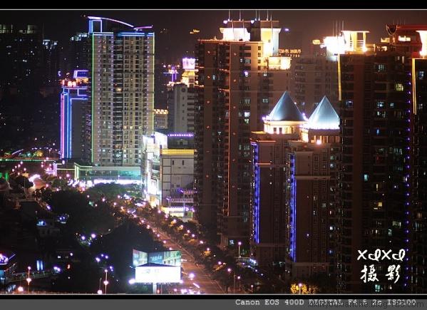 【海西采风记】2、摄影采风准备篇(江滨夜景) - xixi - 老孟(xixi)旅游摄影博客