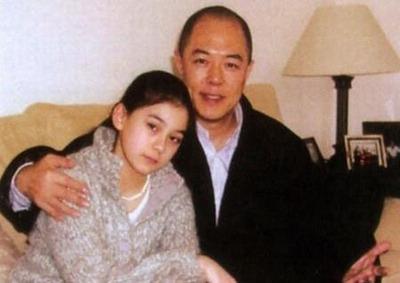 张铁林16岁混血女儿曝光(组图) - 潇彧 - 潇彧咖啡-幸福咖啡