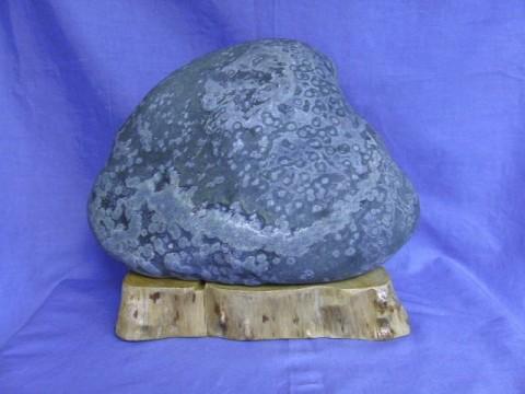 赏石佳品-大渡河石 - 绿泥石 - 大渡河奇石的博客