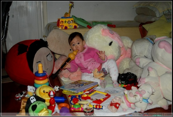 11.28家有千金天:家有玩具 - AF摄影(蹈海踏浪) - 青岛AF摄影工作室