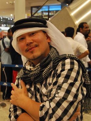 【欲望中东】搞掂中东的三八红旗手 - 行走40国 - 行走40国的博客