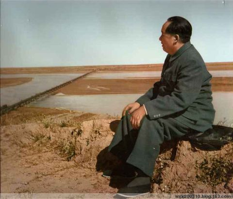 毛泽东主席从为发表过的照片 每一张照片都反映了一个时期的革命史[太珍贵了】 - h_x_y_123456 - h_x_y_123456的博客