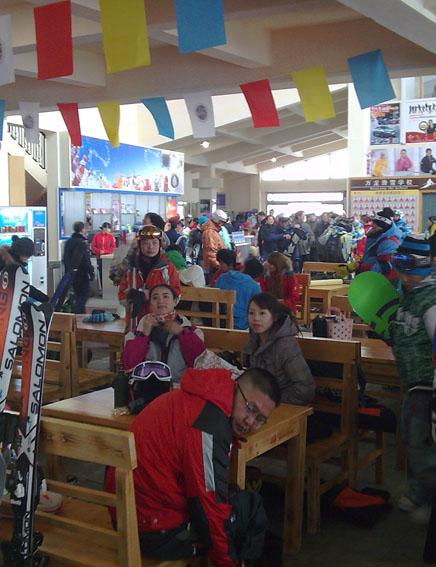 在国内滑雪比在国外贵(图) - 徐铁人 - 徐铁人的博客