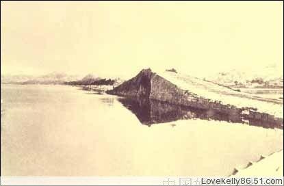 西湖十景断桥残雪 ——夕阳断桥