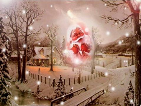 Merry Christmas - 咏梅 - 瑜伽行者