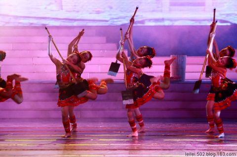 """(原)春之颂----迎新晚会之舞蹈""""火红辣椒剁剁剁"""" - leilei.502 - 蕾蕾的博客"""
