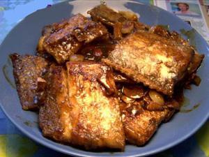 《美味带鱼的几种家常做法》 - 淡若幽兰 - 淡若幽兰