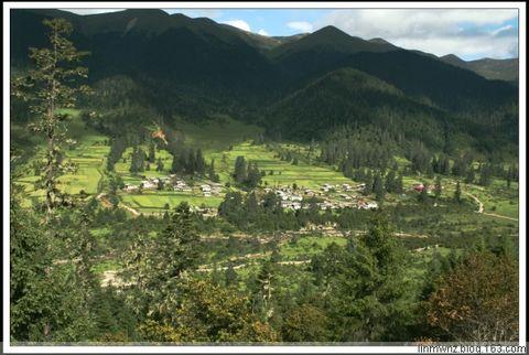 高原绿洲  西藏摄影习作(四) - Linda  Tong - 恭贺新禧