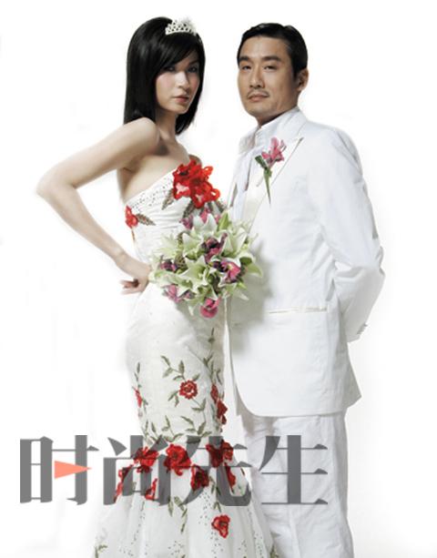 百变梁家辉另类结婚照 - 《时尚先生》 - hiesquire 的博客