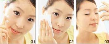 利用粉饼挑战透明妆技巧 - David - 沈龙