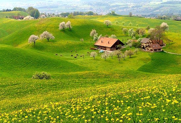 美得让人窒息的小村庄【组图】 - 無為居士 - 無為齋