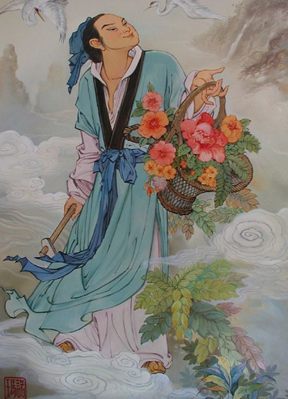 八仙简介 - 正觉 - 正觉博客