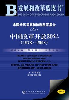 人民网连载《发展和改革蓝皮书》