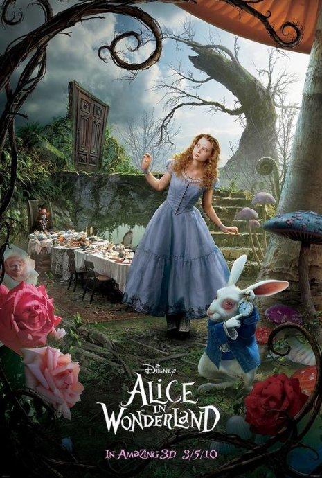 转载《爱丽丝梦游仙境》:要用儿童的眼光去审视 - Muse - minimal