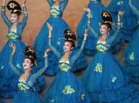 为北京奥运开幕式献身的女舞者【奥运文艺故事】 - 使者--李堂吉诃德白 - 中国舞蹈联盟系列博客 ——说舞