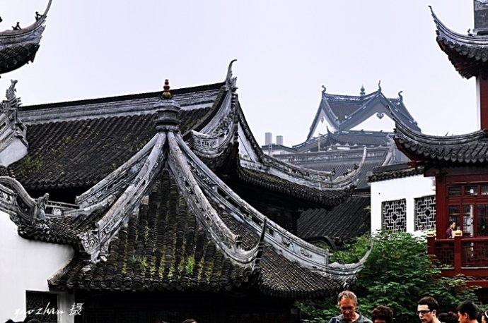上海豫园掠影 - 俗人1948 - gaozhan1948 的博客