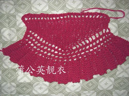 酒红色玲珑美衣教程 - 懿风丽人 - chl131415的博客