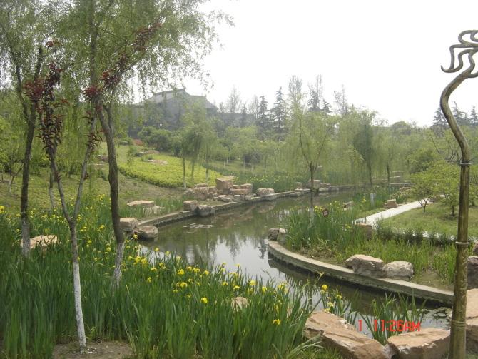 五一游园--泰州桃园 - 太阳神阿波罗 - 太阳神阿波罗