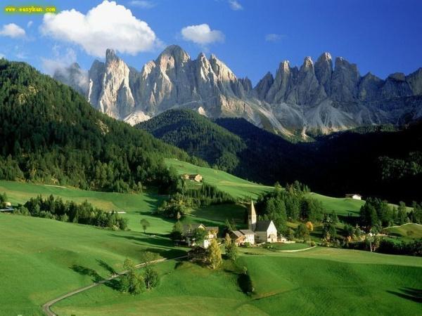 世界十大著名风景  - 五味子 - 我家的博客