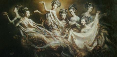 艺术精品 - 知无涯 - fangyuanad的博客