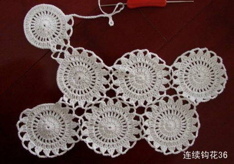 【转载】白色衣衣连钩(过程好详细) - 真善美 - chen747501189