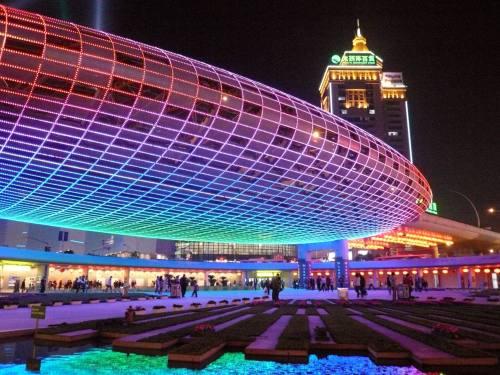 人们眼中的上海 - 十年剑 - 十年剑的博客