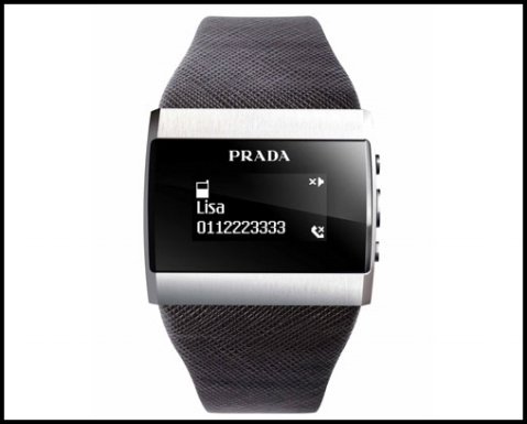 Prada Link Bluetooth Watch - FreshBoy - FreshBoys Park