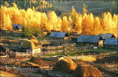 中国最美的十大古镇(组图) - 云雾青山 - yunwuqingshan