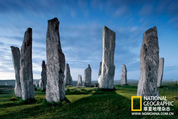 探访苏格兰蛮荒岛屿:怪石嶙峋景色迷人(图) - 诸葛算术 - 诸   葛   算   术