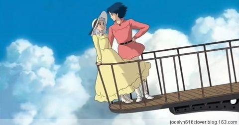 喜欢宫崎骏的N个理由 - 鸢尾花 - Once In A Blue Moon