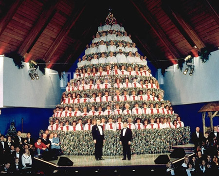 酷!十种最有创意的圣诞树