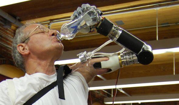 十大半机器人技术:传心术可用于心灵控制 - 博闻网 知道就好 -