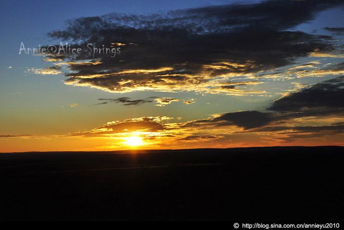 【北领地】飘在爱丽斯泉上空Drifting@Alice Springs - 鱼儿 - 鱼儿的遨游生活