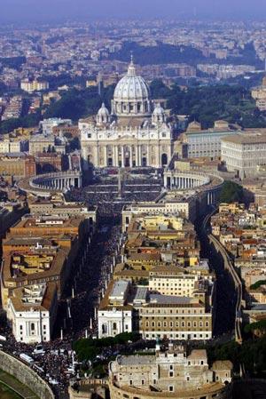【欧洲十大美丽教堂和世界上五个最小的国家】 - 孙金龙 - 孙金龙